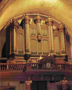 Orgue ND de Bon Port 2